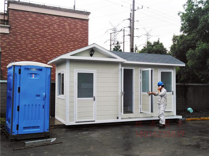带管理间公共厕所定制